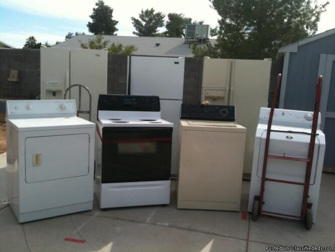 appliance removal services